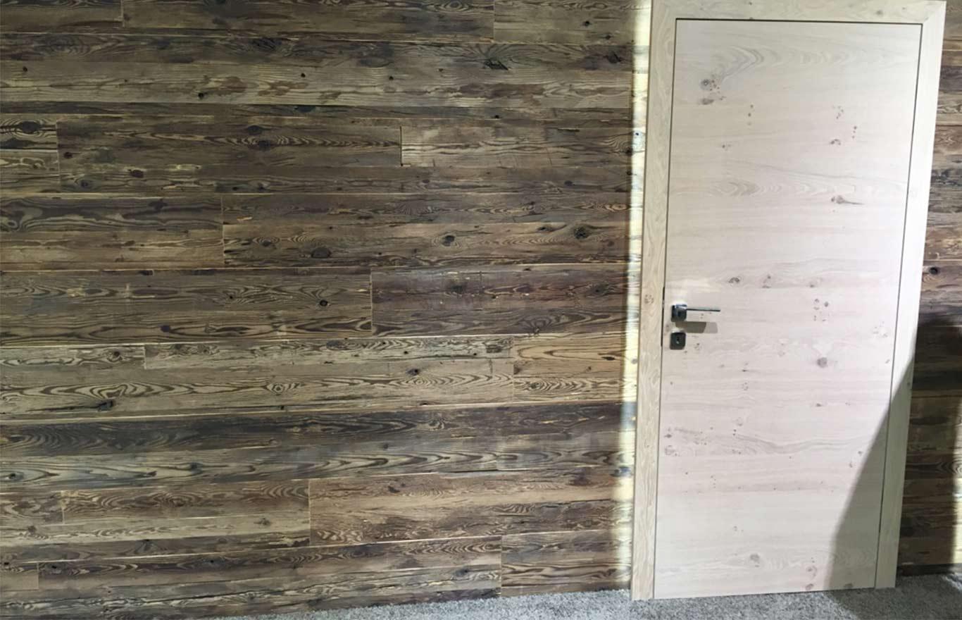 Holztüren Innen aus Vollholz