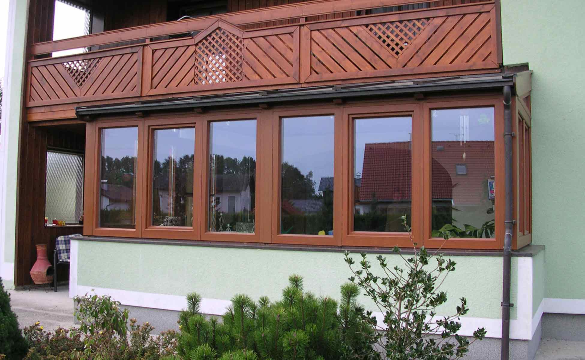 Fenstersanierung Alu-Profile